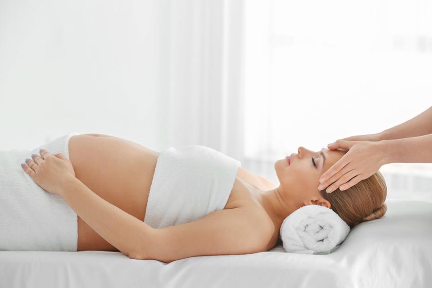 Массаж шеи при беременности - выполняем процедуру правильно!