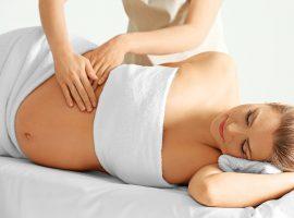 Для чего нужен лимфодренажный массаж при беременности