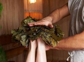 Что нужно знать о массаже дубовыми вениками?