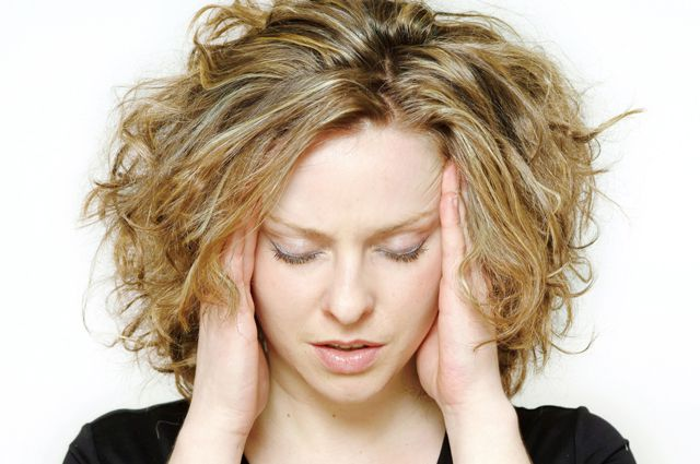 Напряжение в голове: как от него избавиться?